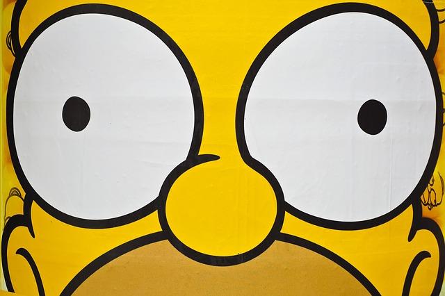 plakát Homer