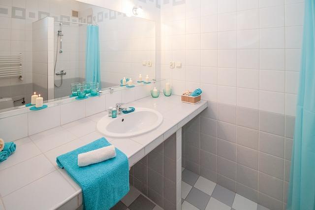 koupelna se sladěnými doplňky