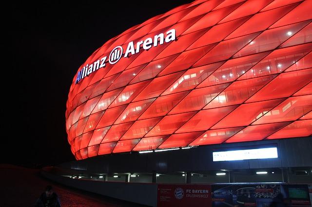 Putování po evropských stadionech