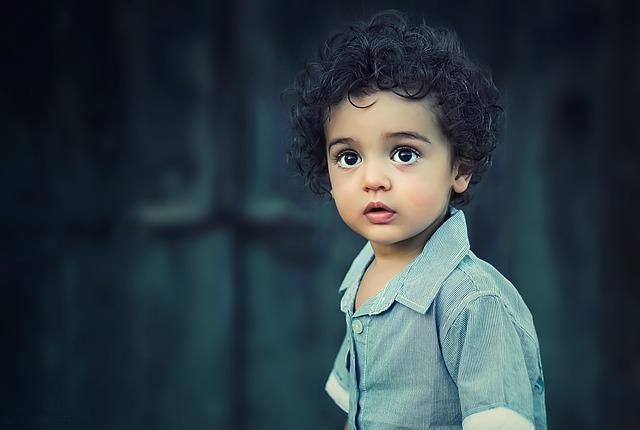 malý chlapeček